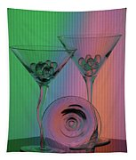 A Dry Martini Tapestry