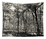 A English Forest Tapestry