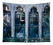 A Face At The Window Tapestry