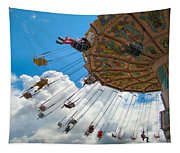 A Fair Day Tapestry