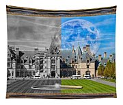 A Feeling Of Past And Present Tapestry