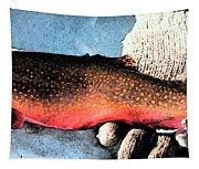 A Fine Catch Tapestry