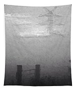 A Foggy Day Tapestry