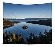 A Generic Photo Of Emerald Bay Tapestry