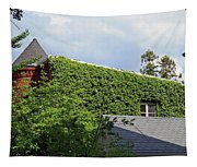 A Green House Tapestry