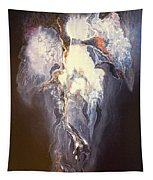 A Guardian Angel Tapestry