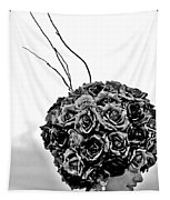 A Hat Of Roses Tapestry