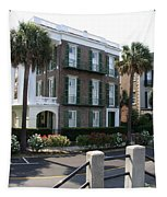 A Historic Home On The Battery - Charleston Tapestry