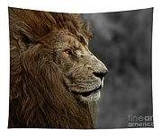 A King's Look Tapestry
