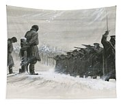 A Last Minute Reprieve Saved Fyodor Dostoievski From The Firing Squad Tapestry
