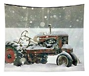 A Long Winter's Nap Tapestry