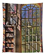 A Look From The Library Tapestry