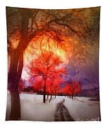 A Magic Winter Tapestry