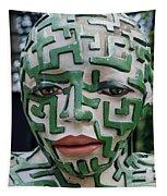 A Maze Ing Man 3 Tapestry