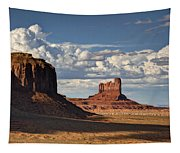 A Monumental Morning  Tapestry
