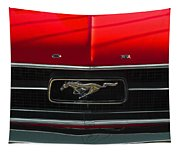 A Mustang  Tapestry