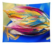 A Painted Tulip. Tapestry