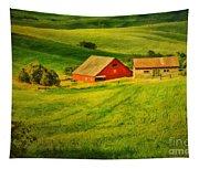 A Palouse Farm Tapestry