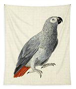 A Parrot Tapestry