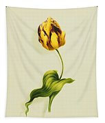 A Parrot Tulip Tapestry