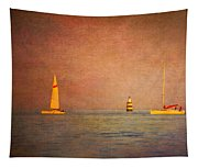 A Perfect Summer Evening Tapestry