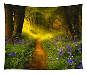 A Place In The Sun - Impressionism Tapestry