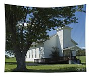 A Place Of Prayer Tapestry