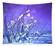 A Purple Winter Tapestry