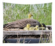 A Real Mother Goose Tapestry