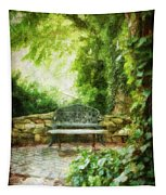 A Restful Retreat Tapestry