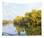 A River Runs Through It Tapestry