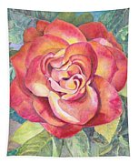 A Rose For Mom Tapestry
