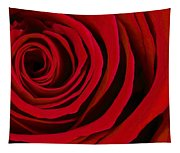 A Rose For Valentine's Day Tapestry