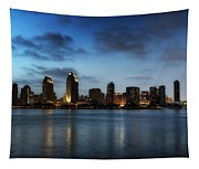 A San Diego Evening Tapestry