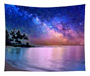 A Sea Of Stars At Poipu Tapestry