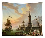 A Seaport Tapestry