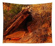 A  Slab Of Rock Tapestry