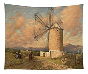 A Spanish Mill Tapestry