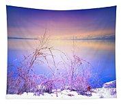 A Sunday Sunrise Tapestry