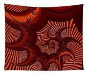 A Thorny Swirl Tapestry