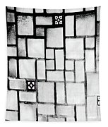 A Tiled Wall Tapestry