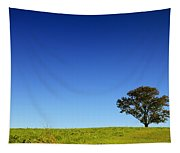 A Tree Stands Alone Tapestry