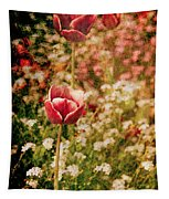 A Tulip's Daydream Tapestry