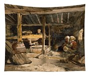 A Turkish Mill, Chikaey Tapestry