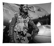 A Tuskegee Airman Tapestry