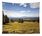 A View From The Peaks  Tapestry