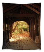 A View Through The Bridge Tapestry