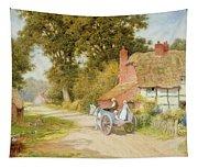 A Warwickshire Lane Tapestry