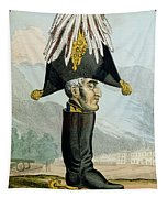 A Wellington Boot Or The Head Tapestry