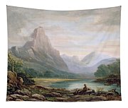 A Welsh Valley, 1819 Tapestry